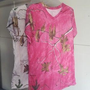 Two new Realtree Tshirts